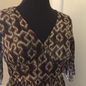 Michael Kors ladies dressy top